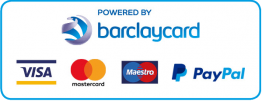 Payments powered by Barclaycard