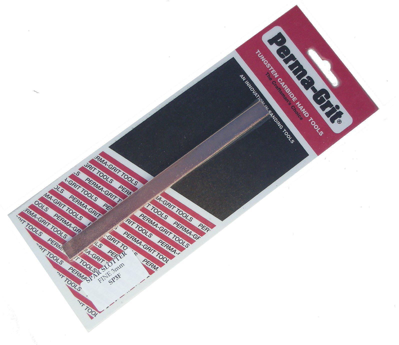 Spar Slotter FINE 3 mm