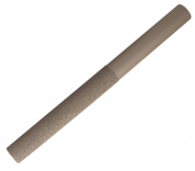 Round Tube File 20mm Coarse