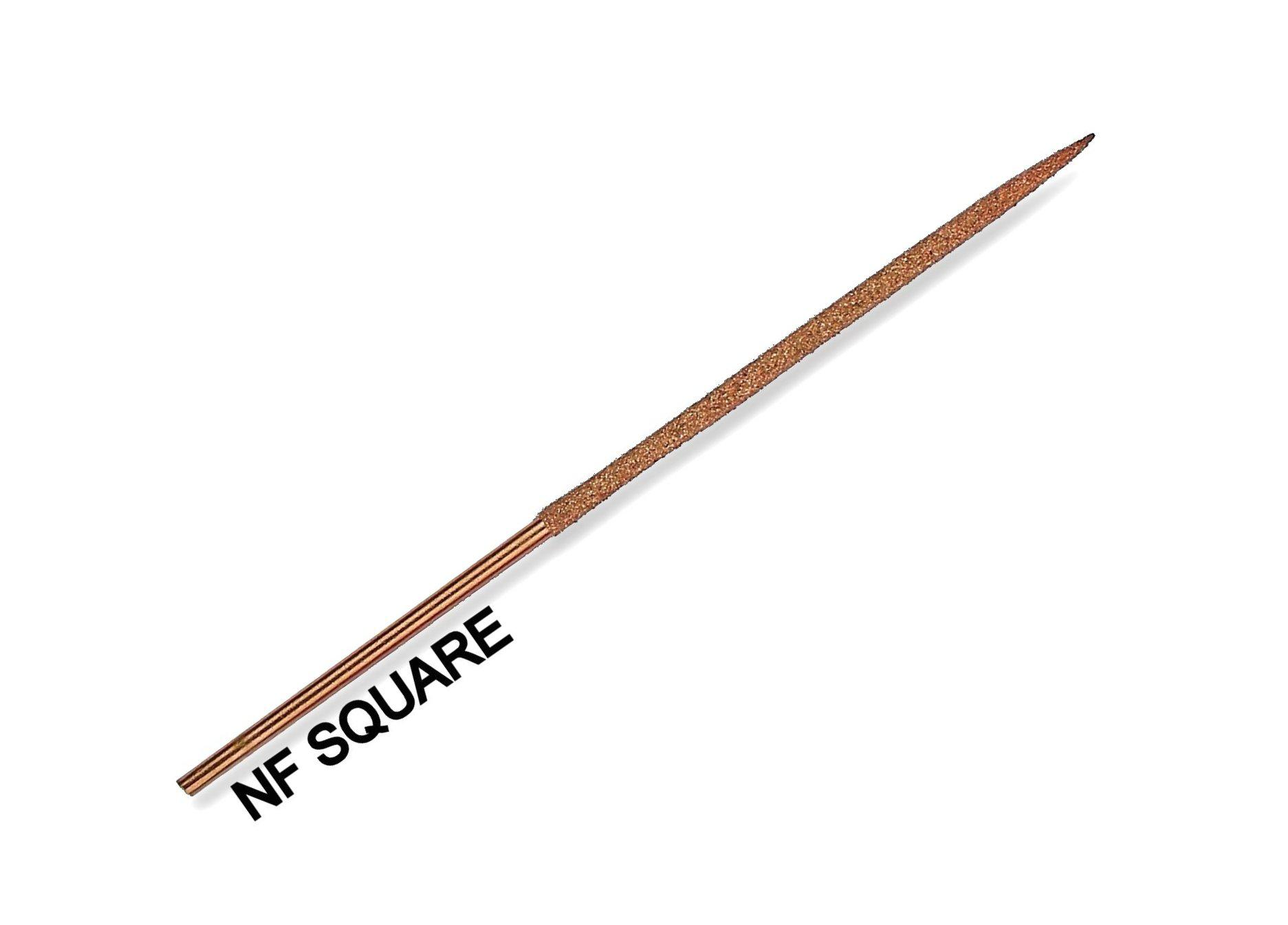 Needle File SQUARE 14 cm