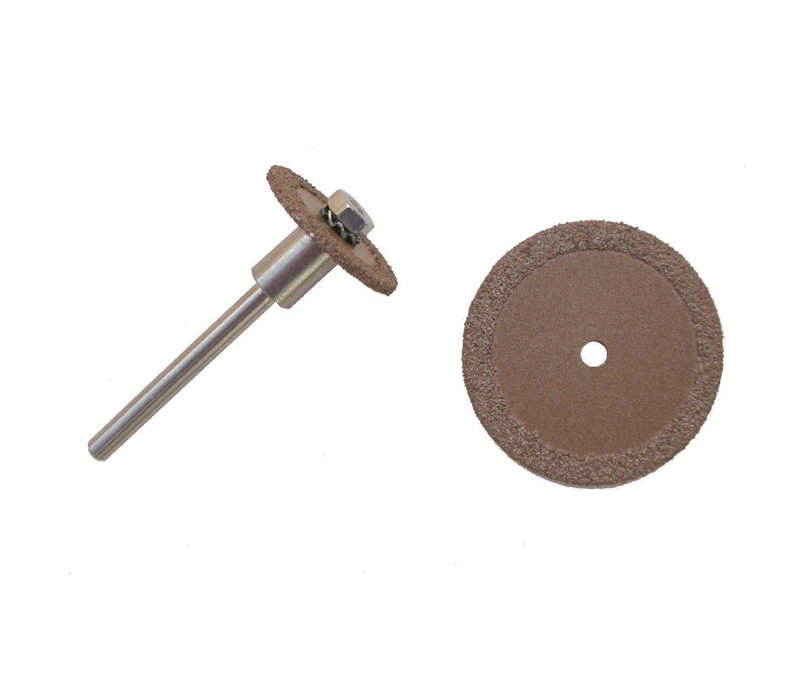 Cutting Discs PAIR 19 & 32 mm Diameter with Arbor