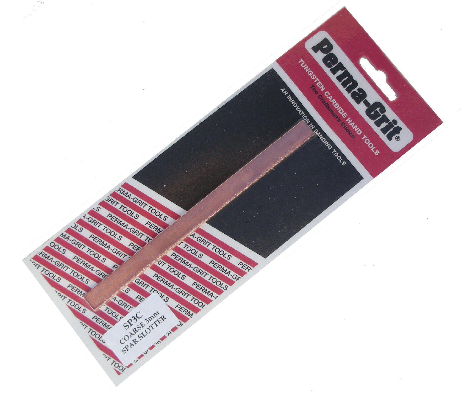 Spar Slotter COARSE 3 mm