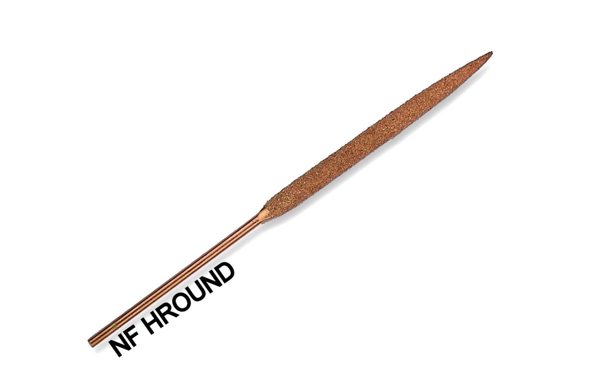 Needle File HALF ROUND 14 cm