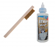 Cleaning Kit - Strip Magic & wire brush
