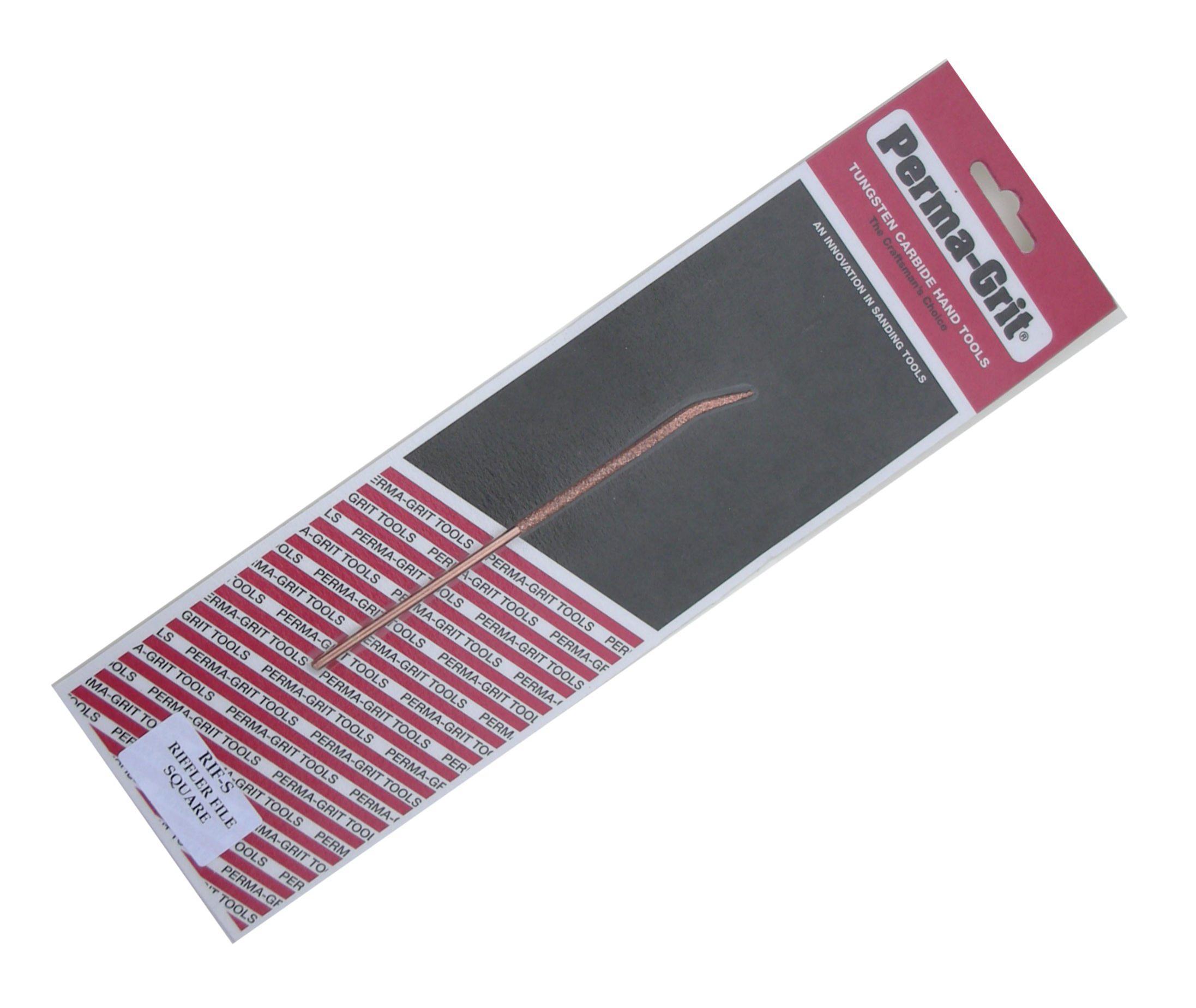 Riffler File SQUARE 14 cm