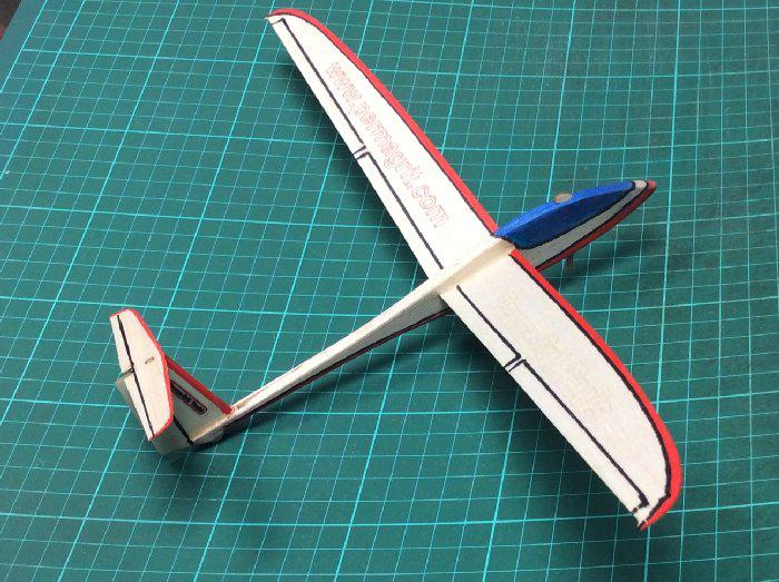 Balsa Model Glider Kit