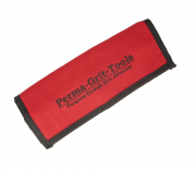 Red Canvas Tool WALLET for Needle & Riffler Files